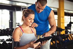 Ihr Online-Fitnesstudio – Kraft-, Abnehm- oder Ausdauersport